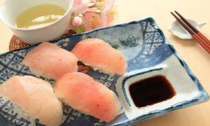 Albacore Tuna Sushi Plate
